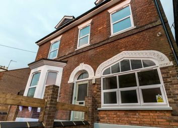 Thumbnail 1 bed semi-detached house to rent in Wenlock Street, Luton