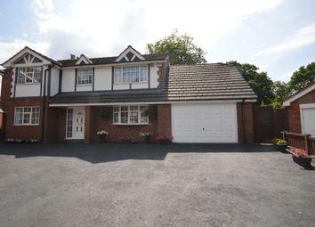 Thumbnail 5 bed detached house for sale in Sylvandale Grove, Bromborough, Wirral