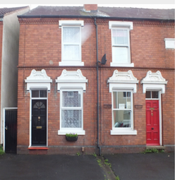 Thumbnail 3 bed end terrace house for sale in Cobden Street, Kidderminster, Worcestershire