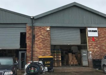 Thumbnail Industrial to let in Unit 4 Lawrence Hill Industrial Park, Croydon Street, Bristol
