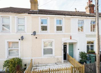 Thumbnail 2 bed terraced house for sale in Edward Street, Southborough, Tunbridge Wells