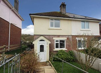 Thumbnail 2 bedroom semi-detached house to rent in Harwood Avenue, Tamerton Foliot