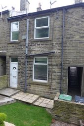 Thumbnail 2 bedroom terraced house for sale in Cowcliffe Hill Road, Huddersfield