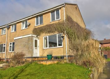 Thumbnail 2 bed end terrace house for sale in Lillingstone Close, Markfield