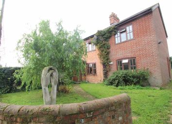 Thumbnail 4 bed semi-detached house for sale in Kia-Ora, Dazeleys Lane, East Bergholt