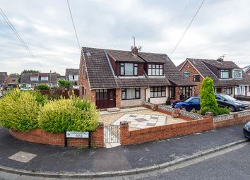 Thumbnail 3 bed semi-detached house for sale in Canniswood Road, Haydock, St. Helens