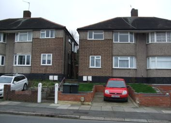 Thumbnail 2 bed flat to rent in Meadow View Road, London