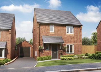 """Thumbnail 3 bed detached house for sale in """"The Elliot"""" at Hastings Road, Grendon, Atherstone"""
