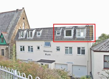 Thumbnail 1 bed flat to rent in Gyllyng Street, Falmouth