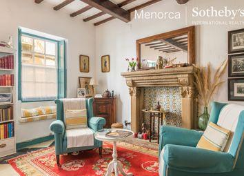 Thumbnail 4 bed town house for sale in Mahòn, Maó-Mahón, Menorca, Balearic Islands, Spain