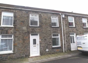 Thumbnail 3 bed terraced house for sale in Morgannwg Street, Trehafod, Pontypridd