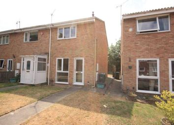 Thumbnail 2 bed terraced house to rent in Church Drive, Quedgeley, Gloucester