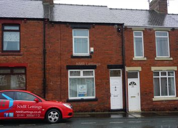 Thumbnail 2 bed terraced house to rent in Station Road, Ushaw Moor, Durham