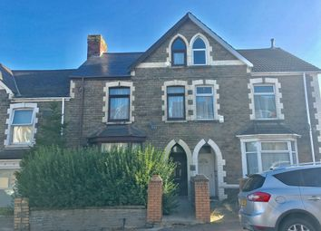 Thumbnail 4 bed terraced house for sale in Lewis Road, Neath