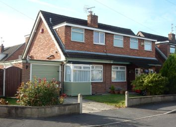 Thumbnail 2 bed semi-detached house to rent in Windermere Drive, Rainford