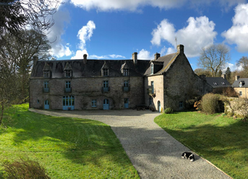 Thumbnail 10 bed country house for sale in Saint-Nicolas-Du-Pelem, Cotes-d Armor, Brittany, France