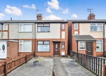 Thumbnail 2 bed end terrace house for sale in Meadowbank Road, Hull