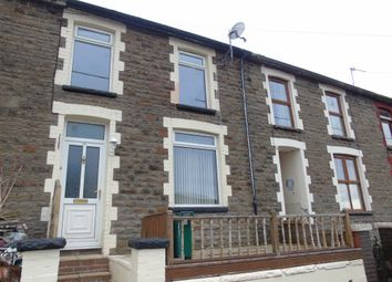 Thumbnail 3 bed terraced house for sale in Heath Terrace, Porth