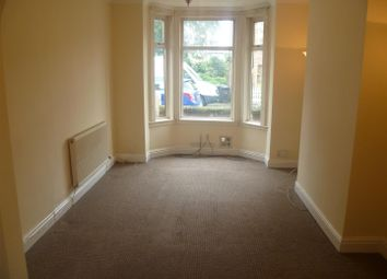 Thumbnail 3 bed terraced house to rent in Claremont Road, Salford