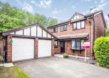 Thumbnail 4 bed detached house for sale in Great Riding, Norton, Runcorn