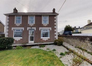Thumbnail 3 bed detached house for sale in Trenovissick Road, Par, Cornwall