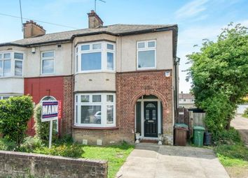 Thumbnail 3 bedroom end terrace house for sale in Coulton Avenue, Northfleet, Gravesend, Kent