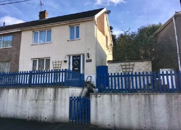 3 bed semi-detached house for sale in Dyffryn Road, Port Talbot, Neath Port Talbot. SA13