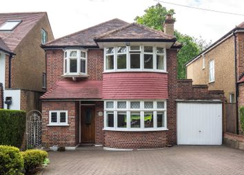 Thumbnail 3 bed detached house for sale in Coppice Walk, Totteridge, London