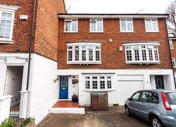 Thumbnail 4 bed terraced house for sale in Oldfield Mews, London