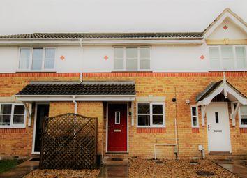 Thumbnail 2 bed terraced house to rent in Lancaster Close, Ash Vale, Aldershot