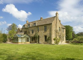 Thumbnail 6 bed detached house to rent in Upper Coscombe, Temple Guiting, Cheltenham