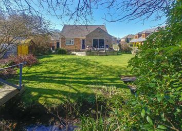Thumbnail 3 bed detached bungalow for sale in Brookside, Cullingworth, West Yorkshire