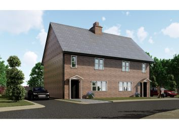 Thumbnail 3 bed semi-detached house for sale in Silver Close, Norton-In-Hales, Market Drayton
