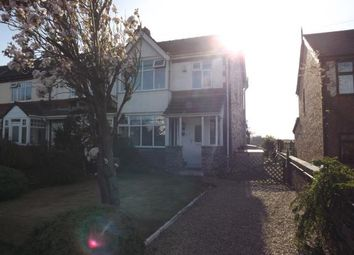 Thumbnail 3 bed end terrace house for sale in Golborne Dale Road, Newton-Le-Willows, Merseyside