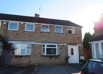 Thumbnail 3 bed semi-detached house for sale in Lydate Road, Halesowen