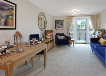 Thumbnail 1 bed flat for sale in Pinewood Gardens, Southborough, Tunbridge Wells