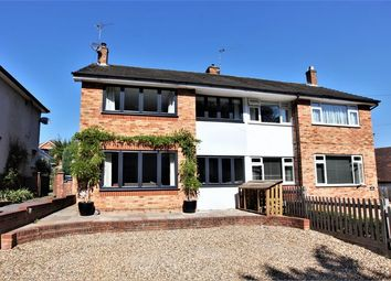 Thumbnail 3 bed semi-detached house for sale in Gold Hill North, Chalfont St. Peter, Gerrards Cross