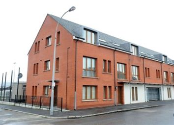 Thumbnail 2 bed flat to rent in Cherryville Street, Belfast