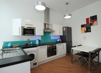 Thumbnail 3 bed flat to rent in Evelyn Place, Plymouth