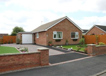 Thumbnail 3 bed detached bungalow for sale in 66 Saxon Way, Bourne, Lincolnshire