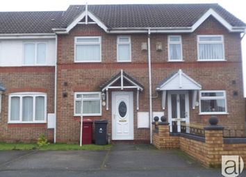 Thumbnail 2 bed terraced house to rent in Manorwood Drive, Whiston, Prescot