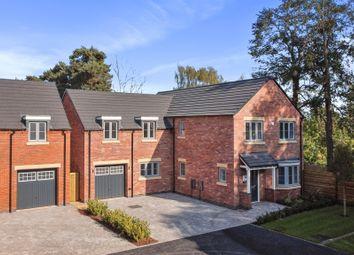 Thumbnail 5 bed detached house for sale in Wood Lane, Gedling, Nottingham