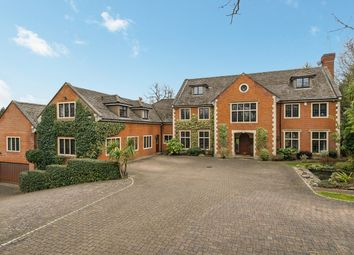 Thumbnail 7 bed detached house for sale in Stokesheath Road, Oxshott, Leatherhead