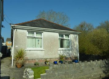 Thumbnail 2 bed detached bungalow for sale in Park Terrace, Swansea