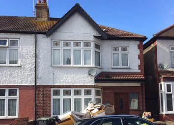 Thumbnail 3 bed end terrace house to rent in Clarendon Road, Edmonton
