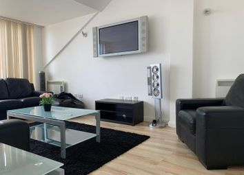 Thumbnail 1 bed flat to rent in Turbine Hall, Electric Wharf, Coventry