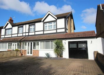 Thumbnail 4 bed semi-detached house for sale in Fordbridge Road, Ashford, Surrey