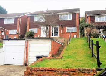 Thumbnail 3 bed semi-detached house for sale in Melody Road, Westerham