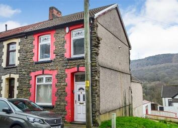 Thumbnail 3 bed end terrace house to rent in Tyntyla Avenue, Tonypandy