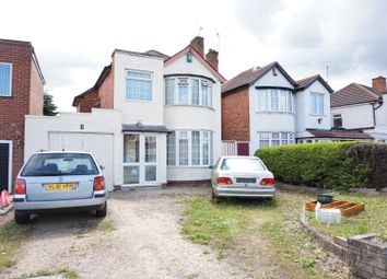 Thumbnail 3 bed detached house for sale in Church Road, Birmingham